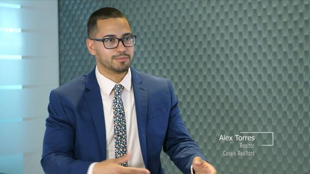Alex Torres Realtor Video Thumbnail