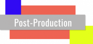Graphic Squares Postproduction